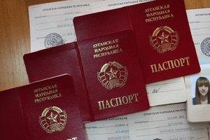 """""""ЛНР"""" переживает паспортный бум"""
