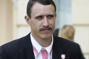 В Минске задержали лидера оппозиции Северинця