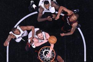 Плей-офф НБА: результаты матчей вторника