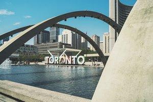 В деловом центре канадского Торонто прогремел взрыв