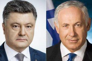 Порошенко переговорил с премьером Израиля