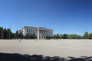 Полиция снова эвакуирует людей с Куликова поля в Одессе