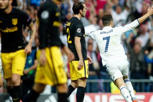 Роналду установил еще один рекорд Лиги чемпионов