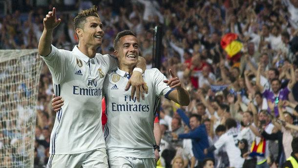 «Реал» обыграл «Атлетико» впервом матче полуфинала Лиги чемпионов