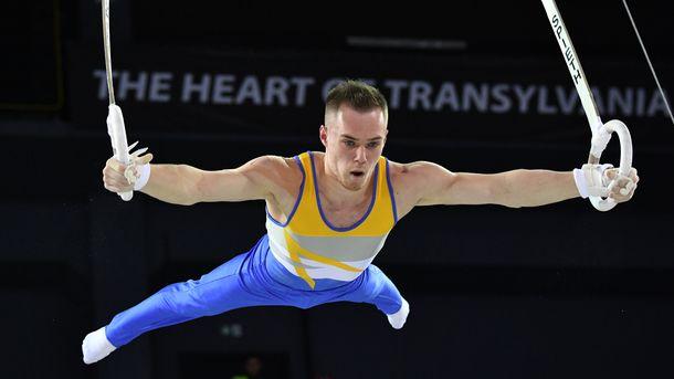 Гимнаст О.Верняев вдевятый раз стал лучшим спортсменом месяца