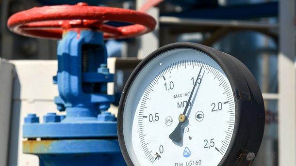 Украина ксередине весны увеличила транзит газа вЕС на31,5%