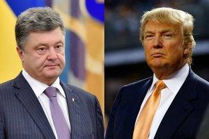 Пономарев назвал две причины, почему Трамп и Порошенко еще не встретились