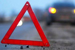 Маршрутка с пассажирами перевернулась на трассе Донецк - Запорожье: есть жертвы