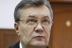 Суд объявил перерыв в деле о госизмене Януковича до 18 мая