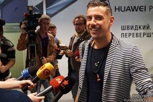 В Украину прилетел фаворит Евровидения-2017