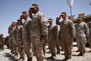 США намерены увеличить военный контингент в Афганистане