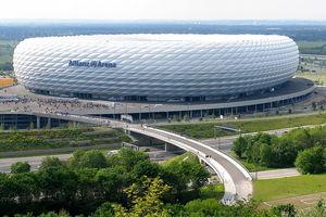 """""""Бавария"""" потратит на реконструкцию стадиона 10 миллионов евро"""