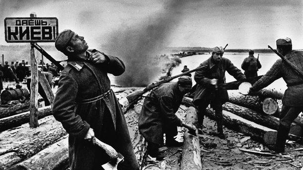 События 1943-го. Киев, Фастов и Житомир почти 700 тыс. человек освобождали десять дней