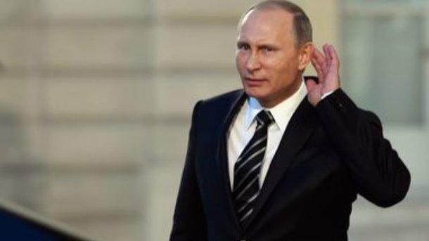 Путин и гомосексуалисты