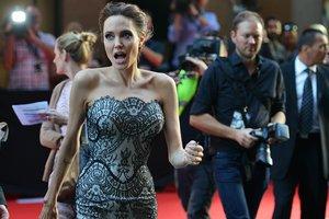 Анджелина Джоли задумалась о возвращении к Брэду Питту