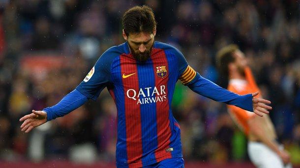 СМИ проинформировали оботказе Месси продлить договор с«Барселоной»