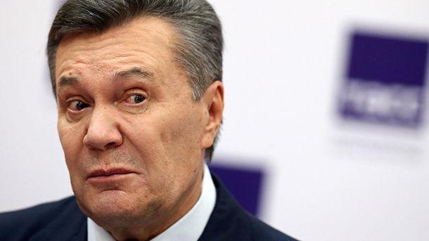Виктора Януковича вызвали всуд нарассмотрение его дела огосизмене