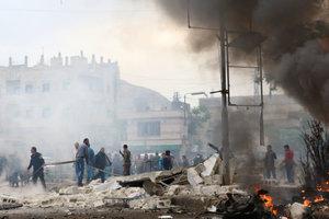 Коалиция во главе с США будет наносить удары по ИГИЛ на любой территории в Сирии - Пентагон