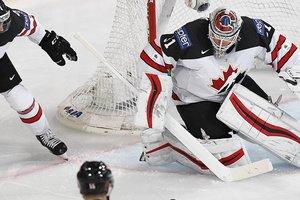 Канада обыграла Чехию на чемпионате мира по хоккею