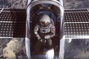 Стратосферный самолет на солнечных батареях совершил первый полет