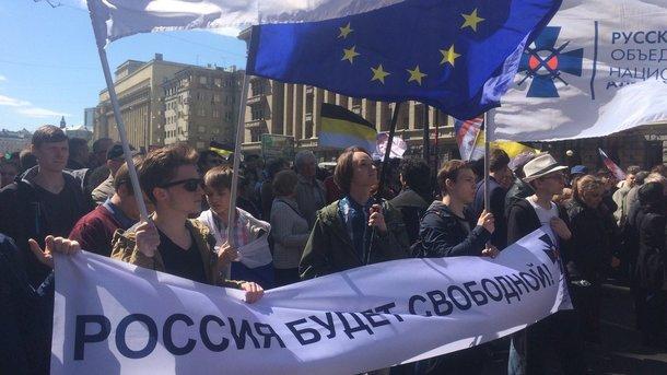 Полиция назвала число участников акции оппозиции вМоскве