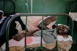 В Африке появилось новое смертельное заболевание