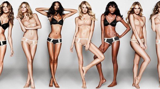 Слишком худые модели попали под запрет во Франции. Фото: из открытых источников
