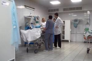 В Днепр доставили 8 раненных бойцов, двое - в тяжелом состоянии