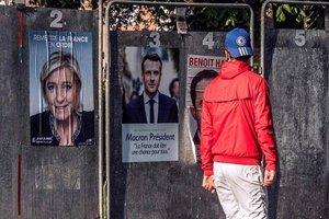 Во Франции пройдет второй тур президентских выборов