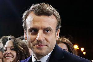 Мировые лидеры поздравили Макрона с победой на выборах