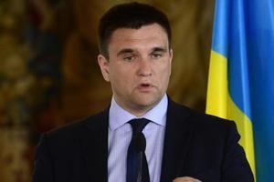 Климкин отправился в США говорить о Донбассе