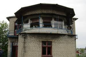Боевики разрушили дома мирных жителей Луганской области