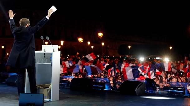 СМИ назвали имя нового президента Франции