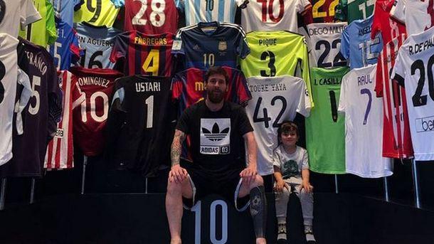 «Барселона» предложила Месси договор до 2021 и €30 млн вгод