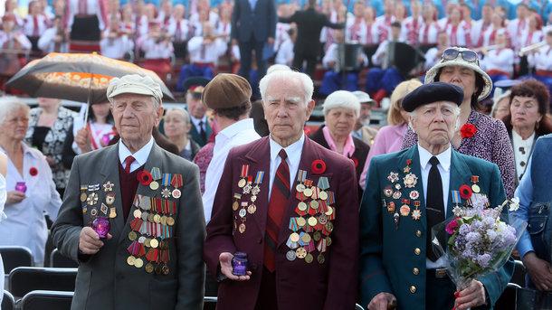 49 провокаторов задержали вгосударстве Украина вДень Победы