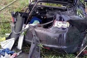 Под Киевом произошло смертельное ДТП: авто разорвало на части