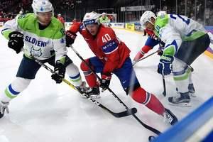 ЧМ-2017 по хоккею: Норвегия легко обыграла Словению