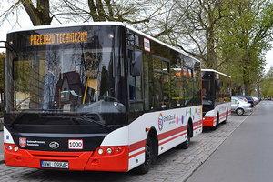 В Польше набирают популярность украинские автобусы