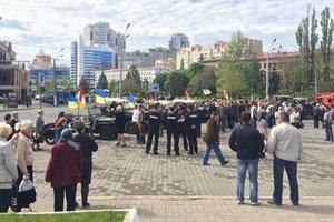 Число задержанных 9 мая в Одессе уже свыше двух десятков человек