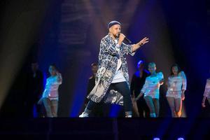 """Евровидение-2017: MONATIK заставил сцену """"кружиться"""""""