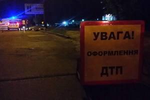 В Киеве пьяный водитель насмерть сбил пенсионера