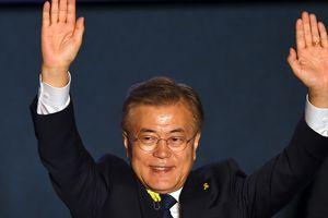Новым президентом Южной Кореи стал Мун Чжэ Ин
