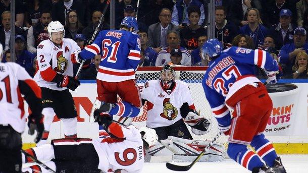 «Оттава» вышла вфинал Восточной конференции НХЛ
