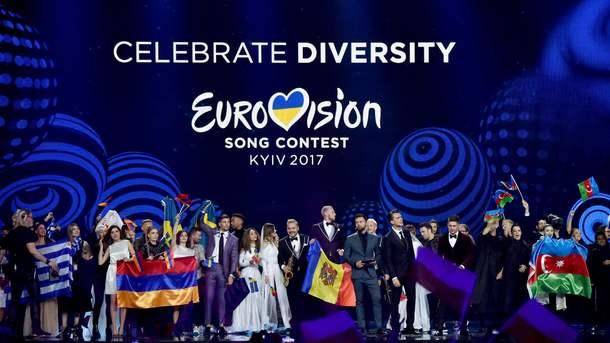 Евровидение-2017. Фото: AFP