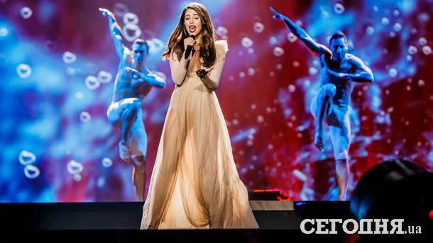 Полуфинал «Евровидения-2017» вКиеве прошел вполупустом зале