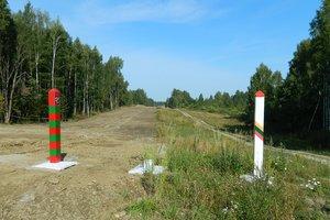 Литва построит забор на границе с Россией