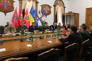 Украина и Турция намерены развивать сотрудничество в оборонной сфере