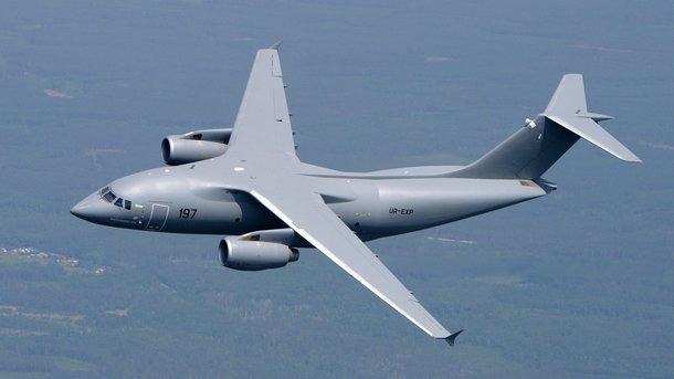 Украина вместе сТурцией иСаудовской Аравией создадут новый Ан-132