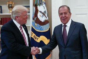 Трамп встречается с Лавровым: чего ждать Украине и Сирии