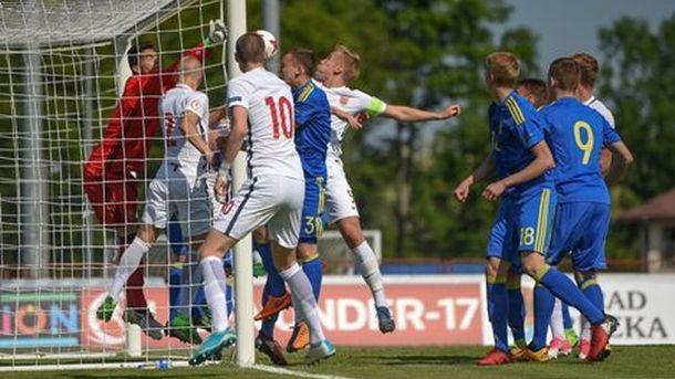 Украинские молодые люди начемпионате Европы обыграли Норвегию